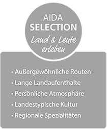 AIDA Selection Informationen