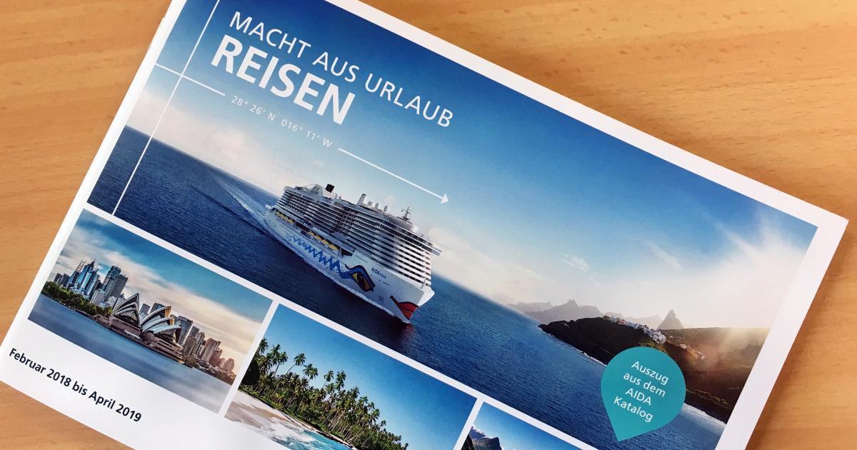 Australien-Reisen und Meer: Neuer AIDA Katalog 2018/2019